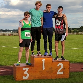 Alex Clegg 2nd in Decathlon Champs - Event Report