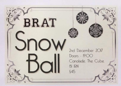 The BIG BRAT Christmas Ball - Tickets now available